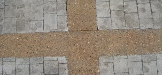 stamped concrete expample